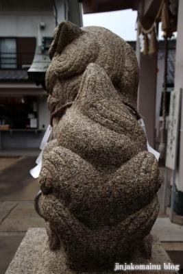 巽神社(大阪市生野区巽南)11