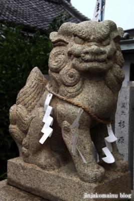 巽神社(大阪市生野区巽南)13