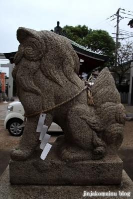 巽神社(大阪市生野区巽南)14