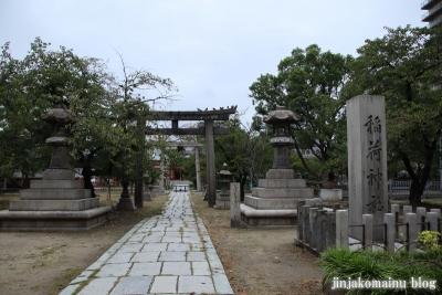 土佐稲荷神社(大阪市西区北堀江)18