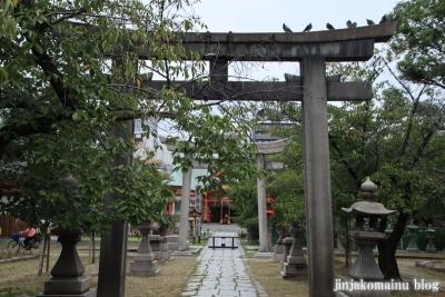 土佐稲荷神社(大阪市西区北堀江)20