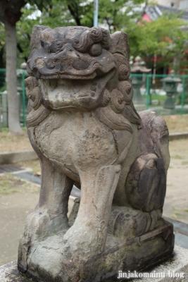 土佐稲荷神社(大阪市西区北堀江)24