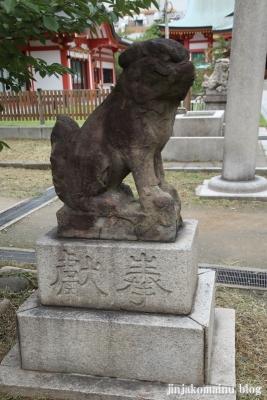 土佐稲荷神社(大阪市西区北堀江)27