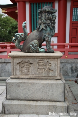 土佐稲荷神社(大阪市西区北堀江)52