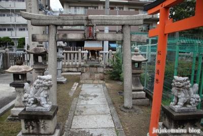 土佐稲荷神社(大阪市西区北堀江)76