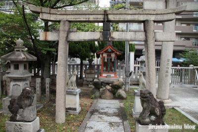 土佐稲荷神社(大阪市西区北堀江)88