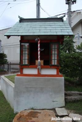 土佐稲荷神社(大阪市西区北堀江)47