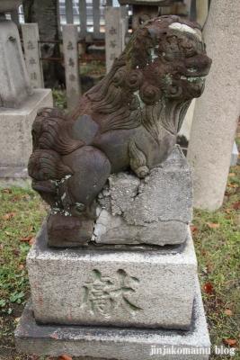 土佐稲荷神社(大阪市西区北堀江)94