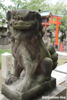 土佐稲荷神社(大阪市西区北堀江)7