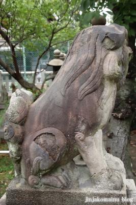 土佐稲荷神社(大阪市西区北堀江)8