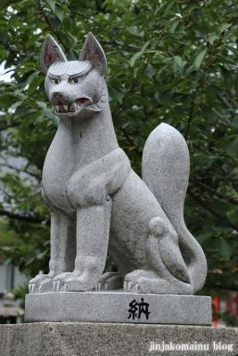土佐稲荷神社(大阪市西区北堀江)14