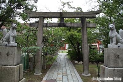 土佐稲荷神社(大阪市西区北堀江)16
