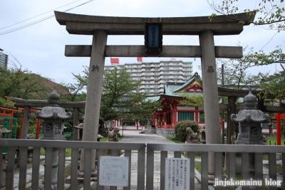 土佐稲荷神社(大阪市西区北堀江)2