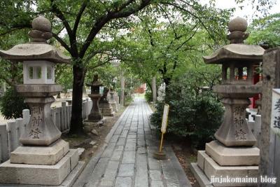 土佐稲荷神社(大阪市西区北堀江)4