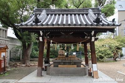 難波神社(大阪市中央区博労町)6