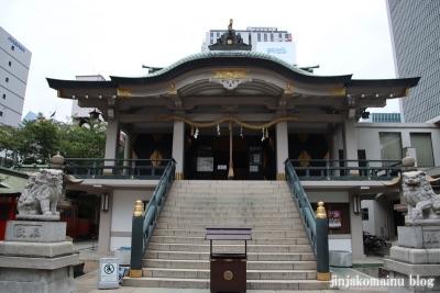 難波神社(大阪市中央区博労町)11