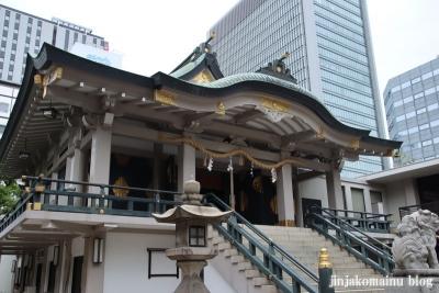 難波神社(大阪市中央区博労町)12