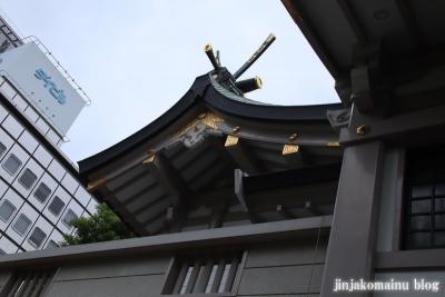 難波神社(大阪市中央区博労町)13
