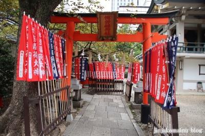 難波神社(大阪市中央区博労町)20