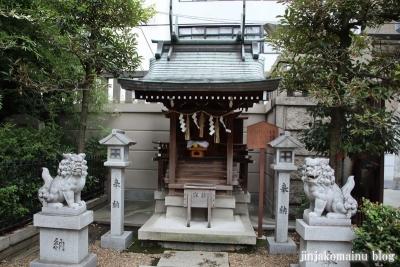 難波神社(大阪市中央区博労町)24