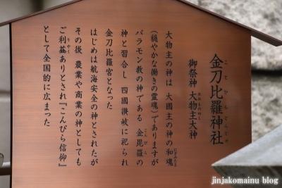 難波神社(大阪市中央区博労町)28