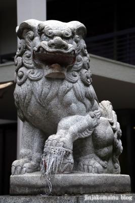 難波神社(大阪市中央区博労町)7