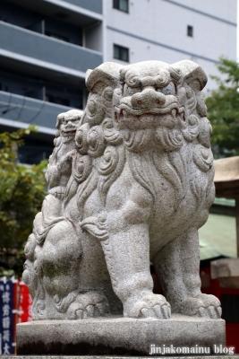 難波神社(大阪市中央区博労町)8