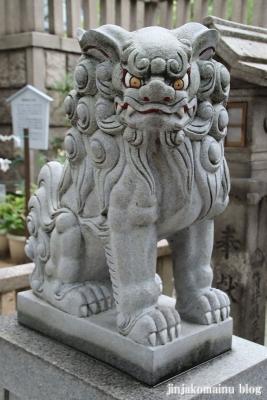難波神社(大阪市中央区博労町)16