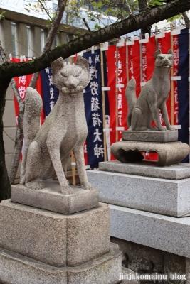 難波神社(大阪市中央区博労町)22