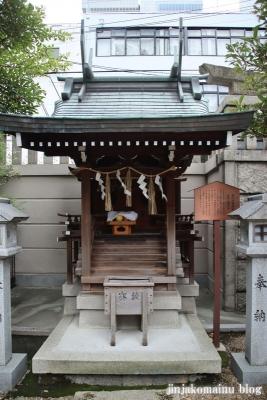 難波神社(大阪市中央区博労町)27
