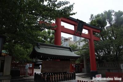 御霊神社(大阪市中央区淡路町)1