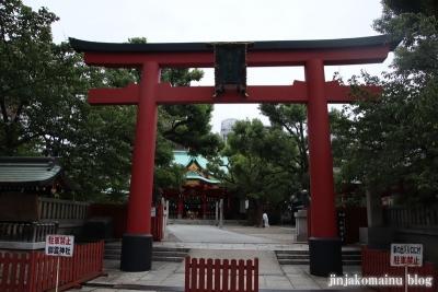 御霊神社(大阪市中央区淡路町)2