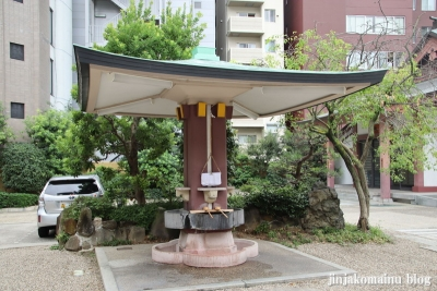 御霊神社(大阪市中央区淡路町)6