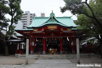 御霊神社(大阪市中央区淡路町)7