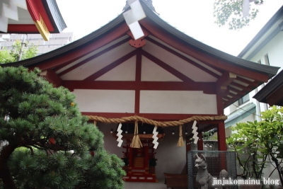御霊神社(大阪市中央区淡路町)11