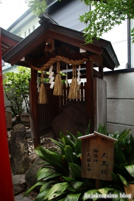 御霊神社(大阪市中央区淡路町)10
