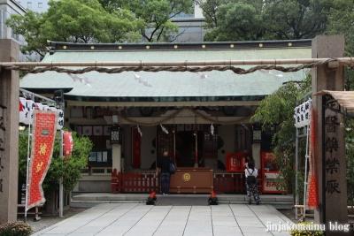 露天神社(大阪市北区曽根崎)8