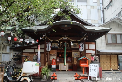 露天神社(大阪市北区曽根崎)11