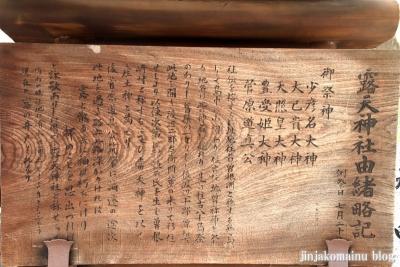 露天神社(大阪市北区曽根崎)41