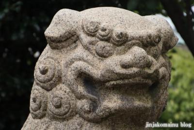富島神社(大阪市北区中津)13