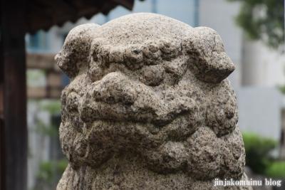 富島神社(大阪市北区中津)14