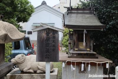 富島神社(大阪市北区中津)15