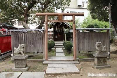富島神社(大阪市北区中津)23