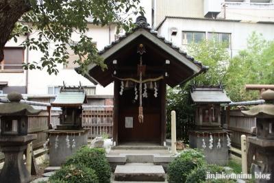 富島神社(大阪市北区中津)26