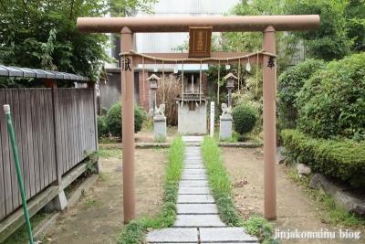 富島神社(大阪市北区中津)27