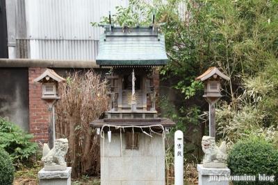 富島神社(大阪市北区中津)28