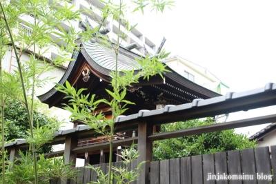 富島神社(大阪市北区中津)29