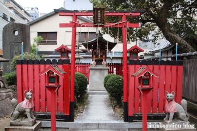 富島神社(大阪市北区中津)31
