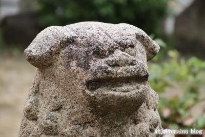 富島神社(大阪市北区中津)41