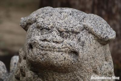 富島神社(大阪市北区中津)42